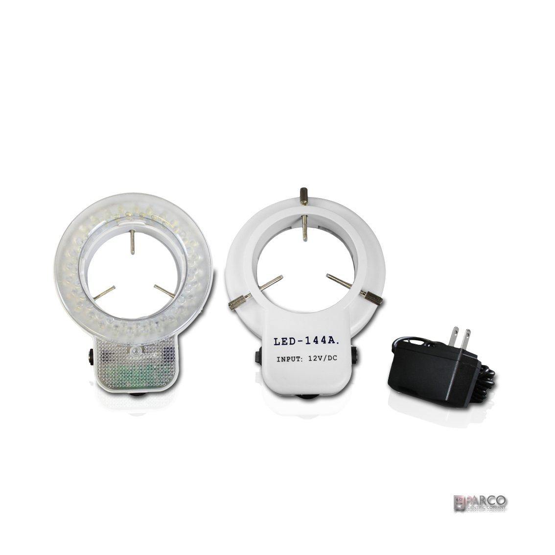Parco Scientific PMLIFR-07 144-LED Ring Light with Intensity Control by Parco Scientific
