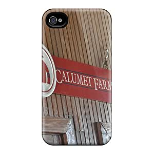 High Quality Shock Absorbing Case For Iphone 4/4s-calumet Farm by lolosakes