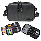 ChillMED Elite Diabetic Organizer Supply Kit | Insulin and Medication Travel Cooler Bag - Slate