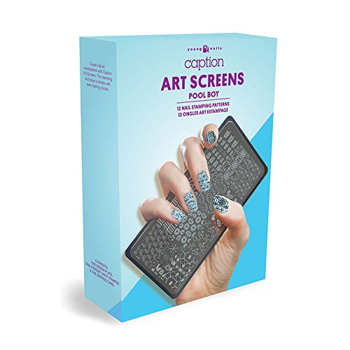 Young Nails Pool Boy Artscreen Kit by Young Nails