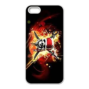 Fight Skull Hot Seller High Quality Case Cove For Iphone 5S