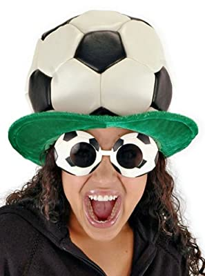 Black and White Soccer Hat | Computers