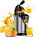 SOWTECH Citrus Juicer Stainless Steel Anti-drip for Squish Fresh...