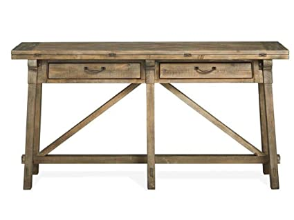 Beau Image Unavailable. Image Not Available For. Color: Magnussen T4597 Bluff  Heights Flip Top Sofa Table