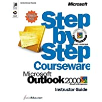 Microsoft Outlook 2000 Trainer Pack (Step by Step Courseware)