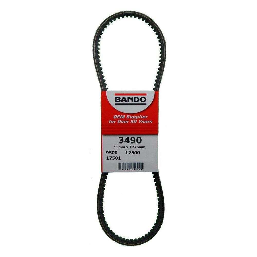 Bando 3490 Precision Engineered V-Belt by Bando USA