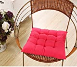 40*40cm Chair Pad Cushion Pearl Cotton Colorful Chair Cusion Cushions Home Decor Cover Pillow Cover