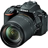Nikon D5500 Digital SLR DX-format Camera with 18-140mm Lens (Black) - International Version (No Warranty)