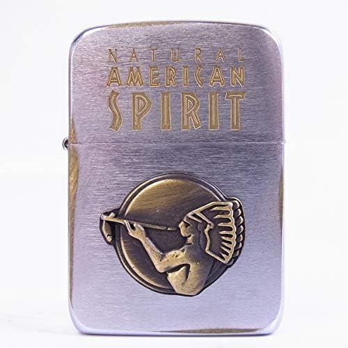 ZIPPO (ジッポー) アメリカン・スピリット AMERICAN SPIRIT 1941レプリカ USED加工 2003年製