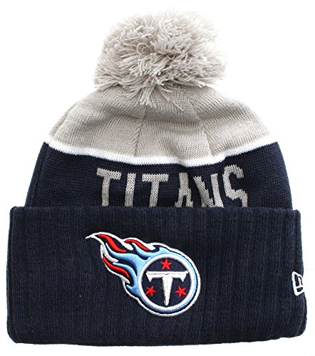Era Authentic New NFL Sport On 2015 Sideline Field Knit TENNESSEE TITANS dwIxPH