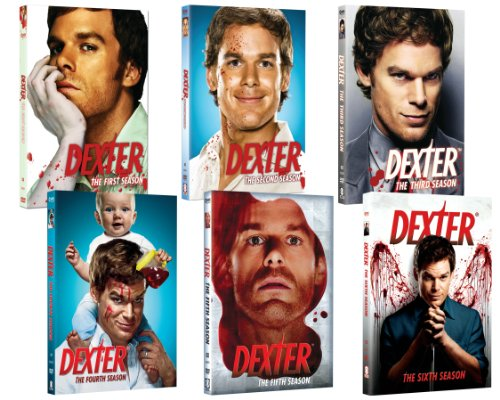 Dexter: Seasons 1-6 (Dexter Season 3 And 4 compare prices)
