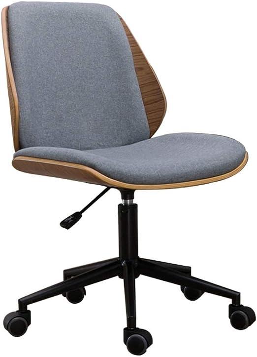 Sxrkrcyy Comfortable Wide Seat Silla Ergonómica De Oficina,Silla ...