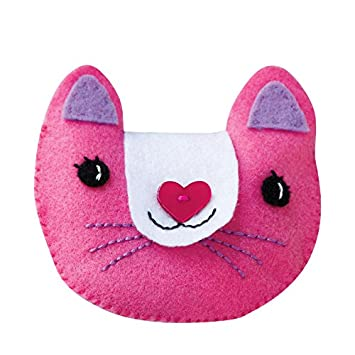 Amazon.com: Klutz Stitch & Style Pouches: Klutz: Toys & Games
