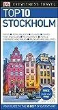 #3: Top 10 Stockholm (DK Eyewitness Travel Guide)