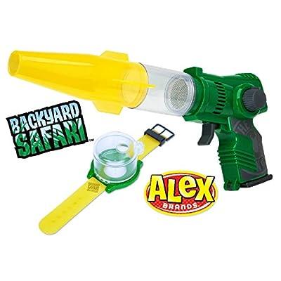 Backyard Safari Laser Bug Vacuum & Watch: Toys & Games