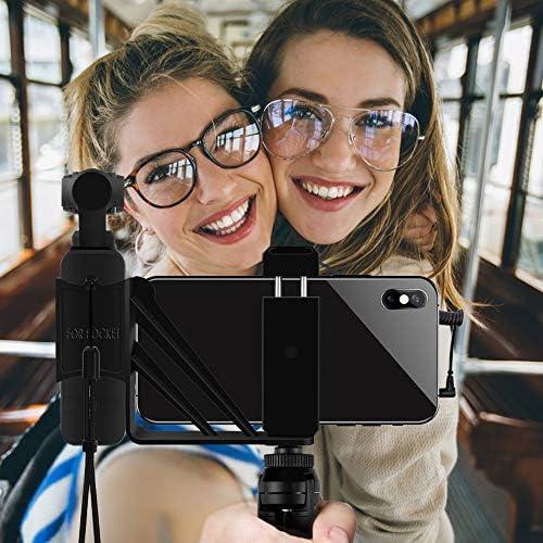 Alcoon Aluminium Handheld Handyhalterung Stativ Kamera