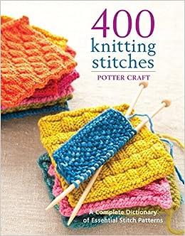 400 Knitting Stitches Book