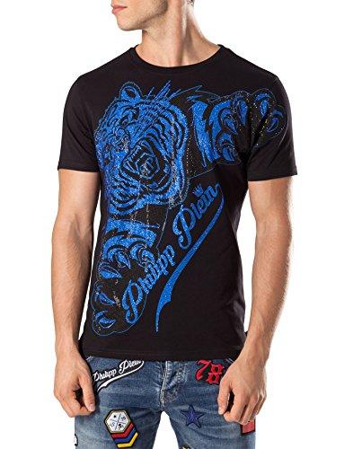 PHILIPP PLEIN - Camiseta para Hombre CLAWS negro