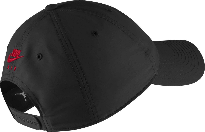 a554ef176d648 Nike Jordan H86 Legacy Flight Chapeau Mixte Adulte, Black, FR Unique  (Taille Fabricant : MISC): Amazon.fr: Sports et Loisirs