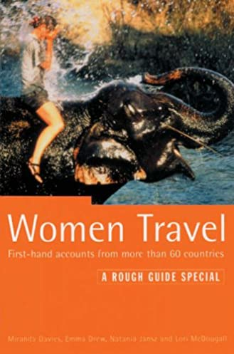 the rough guide women travel 4 a rough guide special rough guide rh amazon com Ice Cream Book Rough Geodes Guides