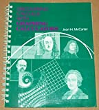 img - for Discovering calculus with graphing calculators : a manual of projects to enhance the understanding of single variable calculus book / textbook / text book