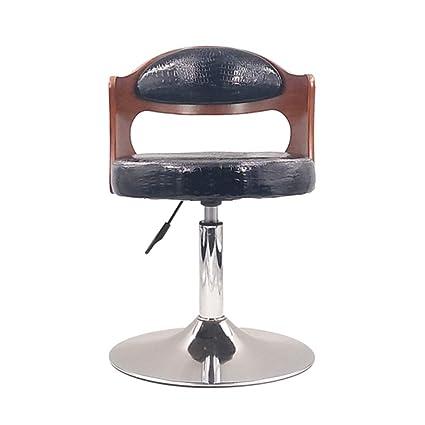 Amazoncom Derxer 24 Inch Padded Retro Bar Stool Adjustable With