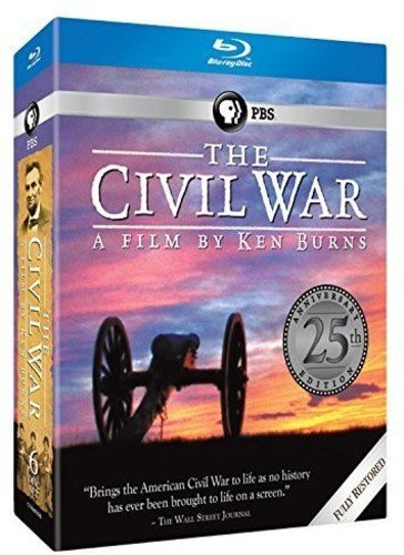 Ken Burns The Civil War 25th Anniversary Edition Blu ray