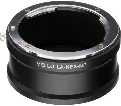 3 Pack Vello Nikon F Mount Lens to Sony NEX Camera Adapter