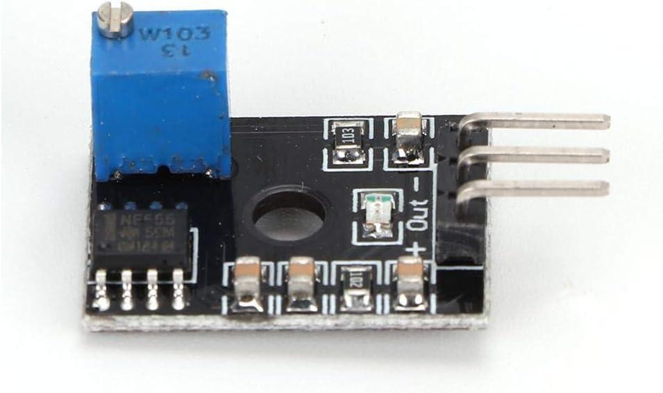 Pulse Output Adjustable Module NE555 Pulse Output Adjustable Module Duty Ratio Adjustable Multivibrator 3mA No-Load Current