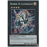 Yu-Gi-Oh! - Number 10: Illumiknight (CT08-EN004) - 2011 Collectors Tins - Limited Edition - Secret Rare