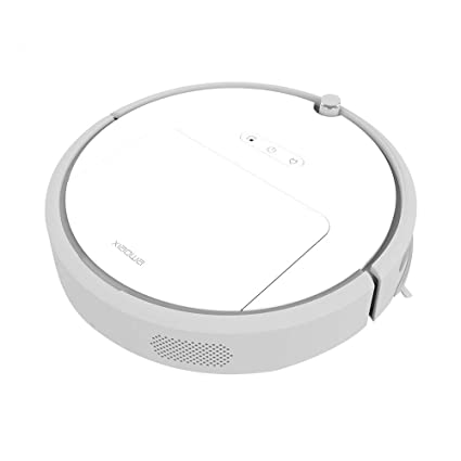 Roborock Xiaowa Xiaomi MI Robot Aspirador 3 para el hogar Barrido automático Piso de Madera 1600Pa Succión 2600mAh Batería Teléfono App Control: Amazon.es: ...