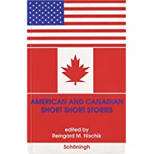 American and Canadian Short Short Stories. (Lernmaterialien)