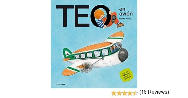 Teo en avión (Edición de 1977) eBook: Denou, Violeta: Amazon.es: Tienda Kindle