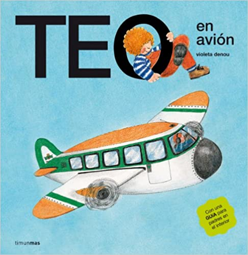 Teo En Avión por Violeta Denou epub