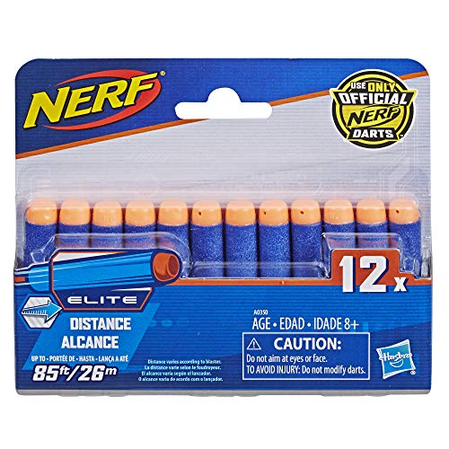 Official Nerf N-Strike Elite Series 12-Dart Refill Pack -
