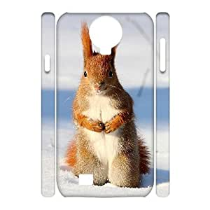 VNCASE Squirrel Phone Case For Samsung Galaxy S4 i9500 [Pattern-1]
