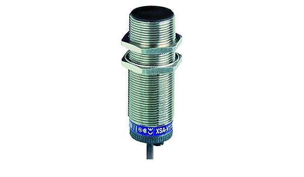 Details about  /Telemecanique XS1M08NA370 Inductive Proximity Sensor 10-58VDC 8mm 3-Wire NPN
