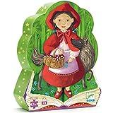 Djeco - Le petit Chaperon Rouge - Puzzle 36 pièces