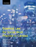 Essential Law for Social Work Practice in Canada