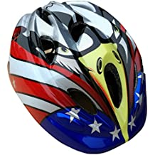 JCS.trade.co.ltd Kids Cycling Bike Helmet, Multi-Use Sports Helmet for Boy and Girl Safety Protection Adjustable from Ages 3-7. (16.14-20.47in)