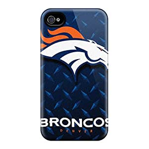Perfect Hard Phone Cover For Iphone 6plus With Customized Stylish Denver Broncos Skin AlissaDubois