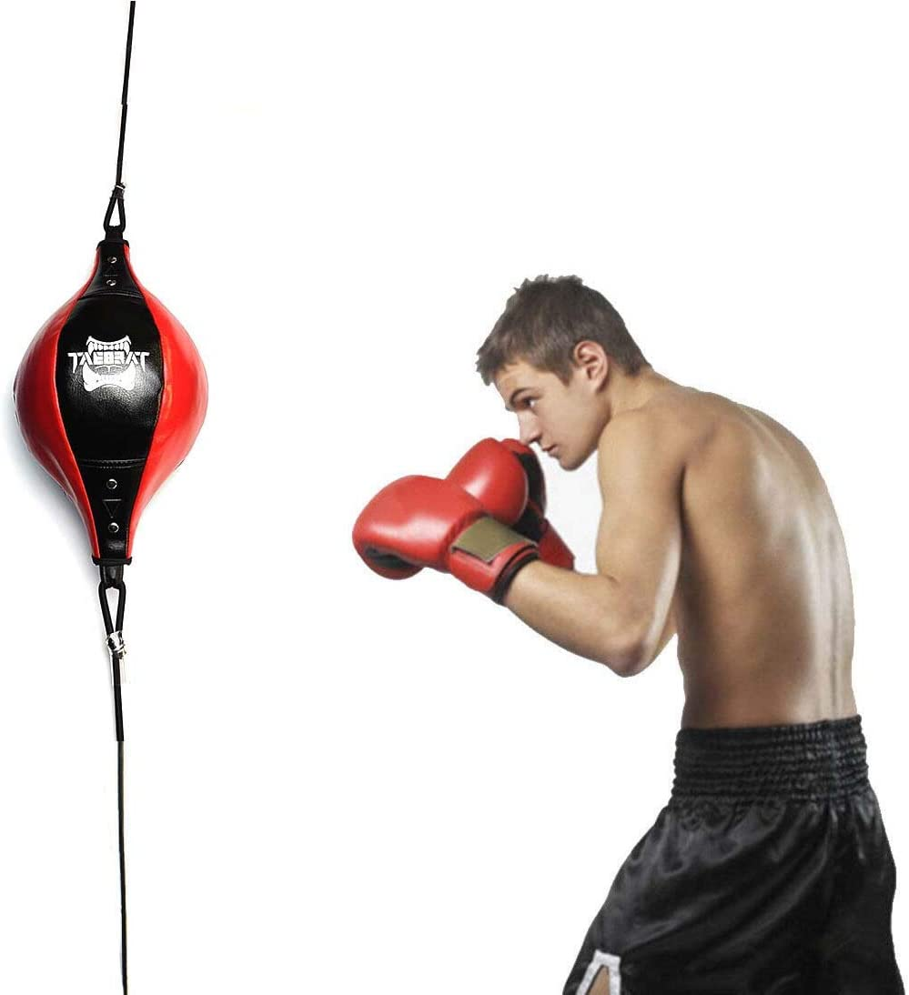 O RLY Boxing Ball, Reflex Boxeo Pelota MMA Doble Bola End Rapida ...