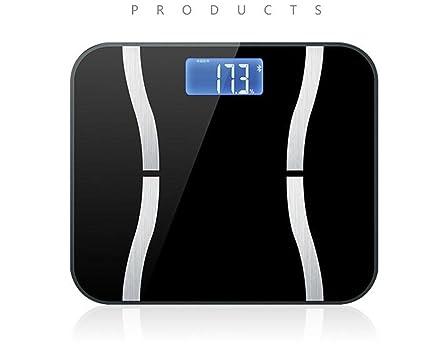 W de Only You de J Báscula de baño digital/Escala de pesaje electrónica Rega