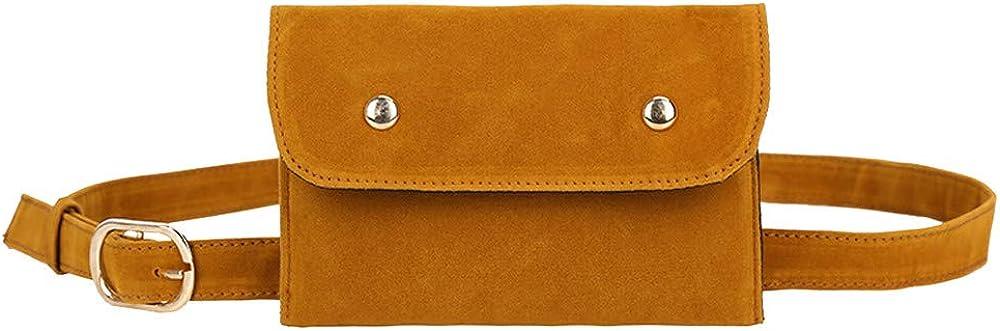 SUCES G/ürteltaschen f/ür Damen Mode Frauen Bauchtasche Handtaschen Schultertasche Geldb/örse Kartenhalter Tasche Umh/ängetasche Bag Clutches Schultertasche