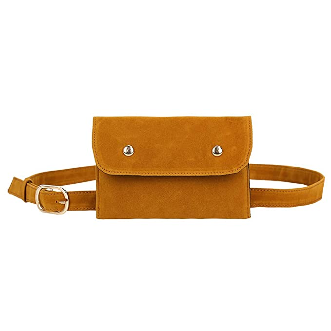06f90e9bf1f6 Amazon.com: DENER❤ Men Flock Chest Waist Bags Crossbody Bag ...