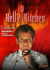 Hell's Kitchen: Season 1 (Deluxe With Slip Case)