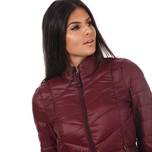 Femme Nylon Blouson Moda Soraya Boos Short Jacket Vmsally Vero fgwZx