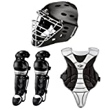 Easton Black Magic Junior Youth Catcher's Gear Box Set (Ages 6-8)