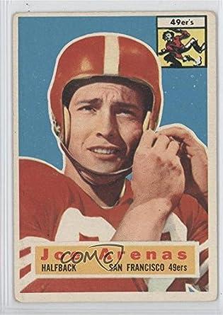 e1c367b98 Amazon.com  Joe Arenas (Football Card) 1956 Topps -  Base   38   Collectibles   Fine Art