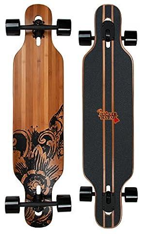 JUCKER HAWAII Longboard New Hoku Flex 1 - Madrid Cruiser Skateboard